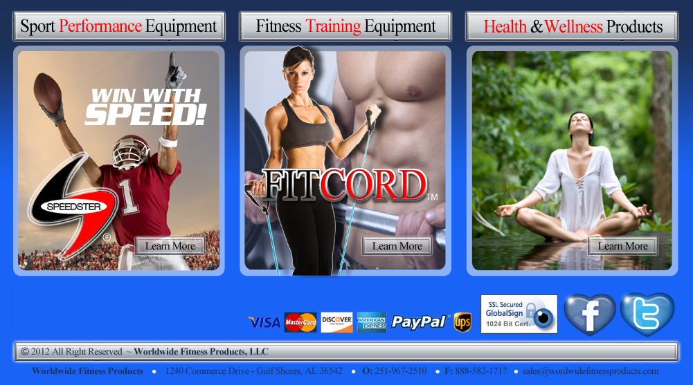 1 review of Worldwide Fitness Equipment